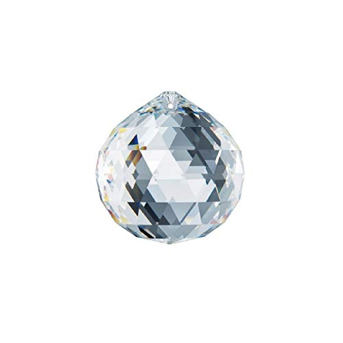 20mm Swarovski Strass Clear Crystal Ball Prisms 8558-20