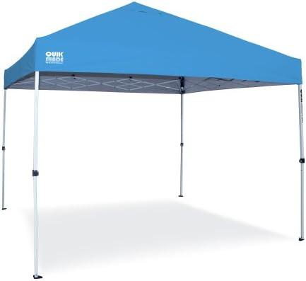 Quik sombra sx10b 3 x 3 m serie de promoción toldo – azul: Amazon ...