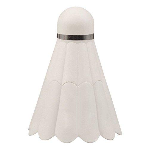 Scaling Personal Fans Air Conditioner Badminton Mini Portable Quiet Handheld Fan Rechargeable USB Stroller Fan White ()