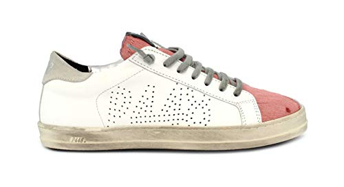 Sneaker Pin A8JOHN P448 Sneaker WHI P448 OSadc6vcqZ