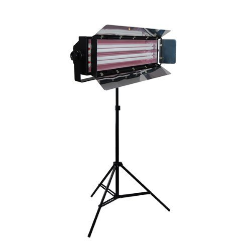 Limostudio Photo Video Studio Lighting 550W Digital Light Fluroescent 2-Bank Barndoor Light Panel, Agg976 by LimoStudio