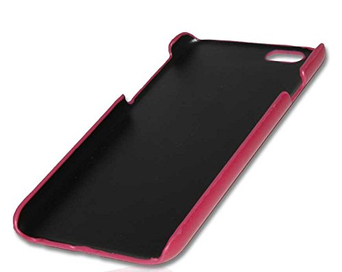 Hard Cover Case Handy Tasche für Apple iPhone 6 / Handytasche Schutzhülle Hülle Pink