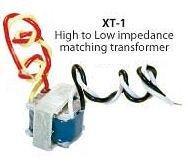 Heil XT-1 Matching transformer: low impedence mic