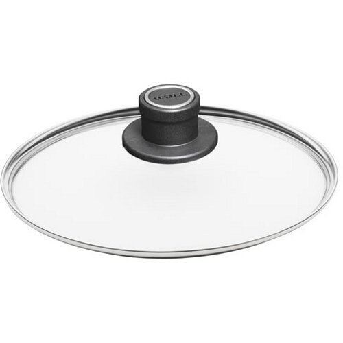 Woll Round Safety Glass Replacement Lid 9.5 Inch by Woll