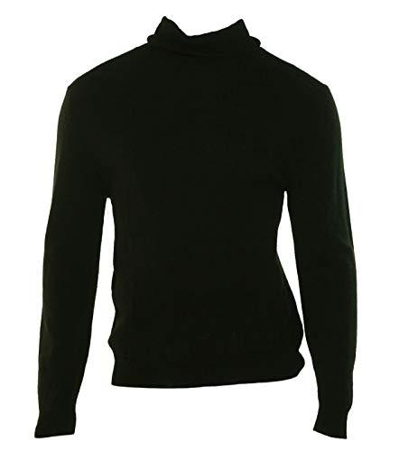 - The Men's Store Bloomingdale's Cashmere Sweater Black Medium