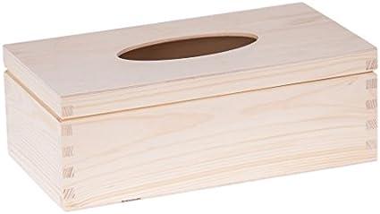 Openg Porta veline fazzoletti Scatola Porta fazzoletti Supporto per Scatola di fazzoletti di Carta Scatola di fazzoletti Blue