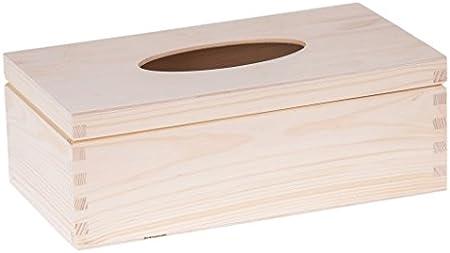 Caja de pañuelos - portapañuelos para servilletas Cajas de para ...