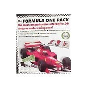Formula 1 Stock Car Racing (The Formula One Pack: The Most Comprehensive Interactive 3-D Study on Motor Racing Ever!)