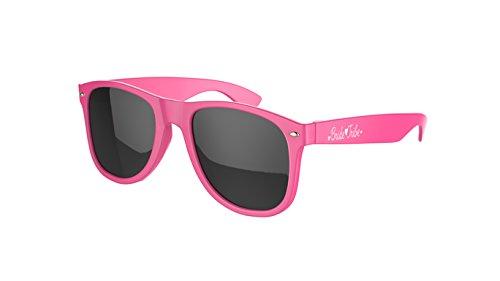 Bride Tribe Bachelorette Sunglasses in Neon Pink (1 Piece - Sunglasses 1 Hour Neon