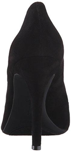Jessica Simpson Femme Calie Pompe Noire Microsuede