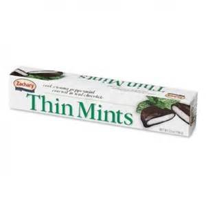 (ZACHARY PEPPERMINT THIN MINTS 5.5 OZ. ( 3 PACK ))