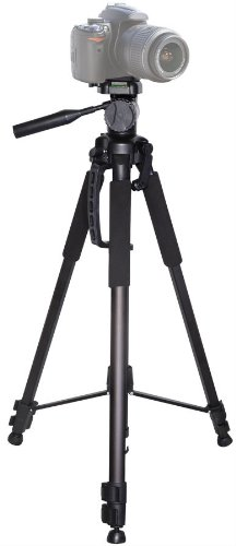 P7700 P7800 L330 L340 L830 P500 P100 72 Super Strong Tripod With Deluxe Soft Carrying Case For Nikon COOLPIX P900 P510 L120 L810 P520 P530 P610 P600 L610 P7000 L840 Digital Camera L820