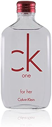 Calvin Klein CK One Red Edition for Women 3.4 oz EDT Spray