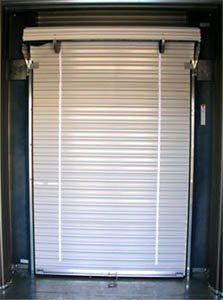 Trac rite 944 roll up door 5 39 wide x 7 39 tall w chain for 12 foot roll up garage door