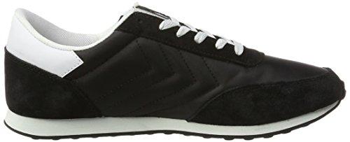 Mixte Black Sneakers Seventyone Tonal Noir Adulte hummel Basses w06IdEnq