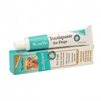 Dog Toothpaste - Enzymatic Toothpaste Is a Non-foaming, Great Tasting Paste Formulated Specifically for Dogs- 2.5 Ounces