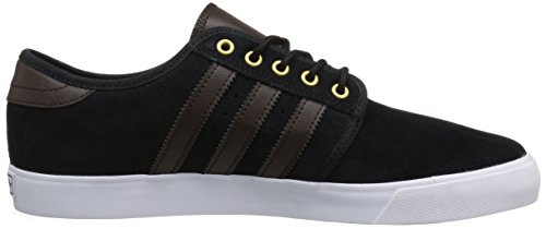 adidas Sneakers Originals White Brown Seeley Mustang Men's Fashion Black awOnFra7q