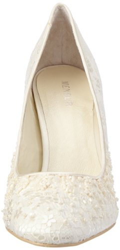 Menbur Wedding Adriana Damen Pumps Elfenbein (Ivory)