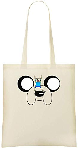 Handbag amp; Soft Bag Shoulder For L'aventure Eco Custom Time Stylish The Shopping friendly Printed De Cotton Temps Tote Adventure Use Everyday 100 Le Grocery Naturel Bags TCqHwO