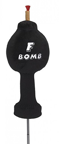 変換荒れ地指Creative Covers for Golf 'F' Bomb Novelty Driver Cover