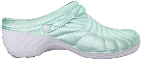 Dickies Womens Zigzag Work Shoe Pastello Menta