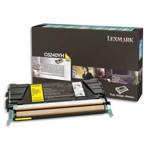 LEXMARK TONER CART HY RET PROG BLACK (Prog Hy Cart Toner)