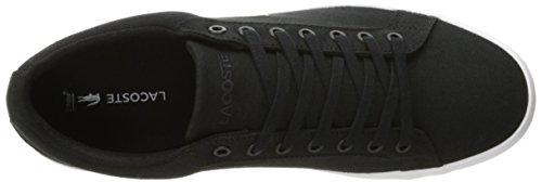Mens Lacoste Lerond Moda Sneaker Nero