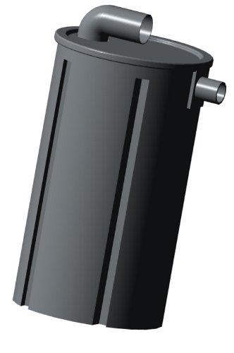 Bio-Tonne mit Biologisch wirksamem Filtermedium (BIO F02)