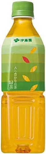 伊藤園 香り豊かなお茶 緑茶 500ml 1箱(24本入)