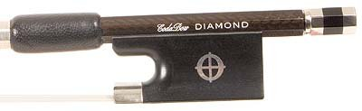 CodaBow Diamond NX Carbon Fiber 4/4 Violin Bow