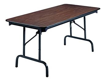 30 X 60 Folding Table.Amazon Com Grafco Fglgfmt3060 Folding Table 30 X 60 X 29 H