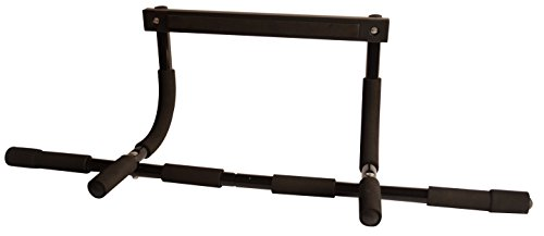 BalanceFrom GoFit Multi-Grip Workout/Pull-Up/Chin-Up/Sit-Up Bar by BalanceFrom