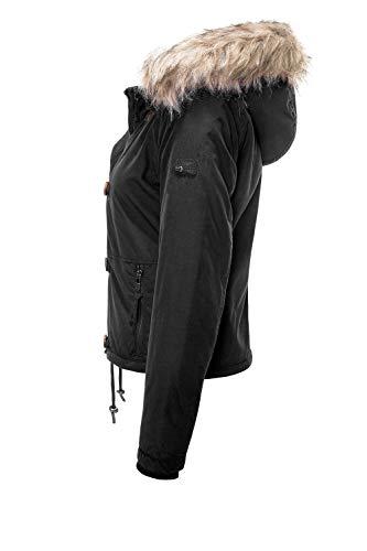 black Fur Jacket Donna Giacca Black Onlpeyton Cc Nero Only Aw Otw Short qIyFvwPPtZ