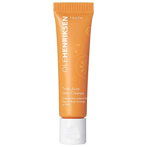 OLEHENRIKSEN Truth Juice Daily Cleanser trial size - 0.25 oz