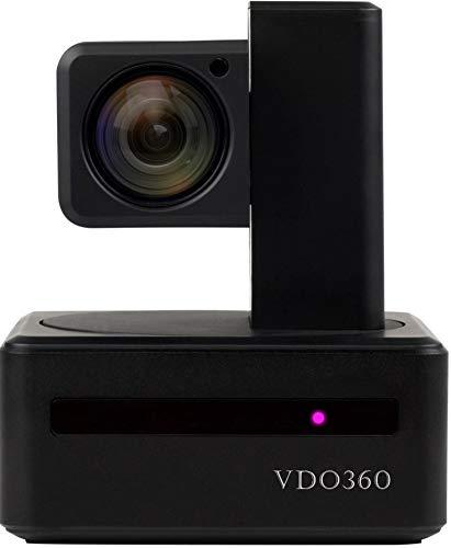 (VDO360 VPTZH-04 The CompassX Flagship PTZ Camera, 10x Optical Zoom, Horizontal 62.5-6.43 FOV, 1/2.8