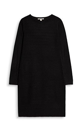 001 Damen Kleid Black ESPRIT Schwarz IxT6wwFqX