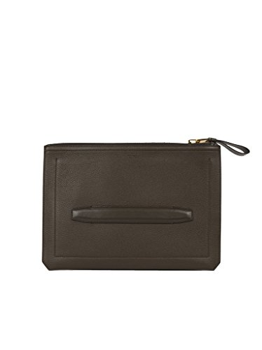 Tom Ford Men's Brown Leather Portfolio