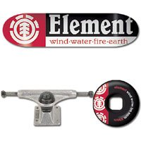 Element Section Complete Skateboard Black product image