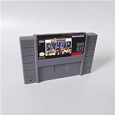 Game card - Game Cartridge 16 Bit SNES , Game Mobile Fighter G Gundam - Action Game Card US Version English Language