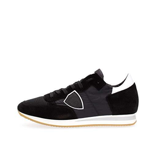 Trlu Uomo Paris Black Philippe 1109 Sneakers Tropez Model EUnq4P