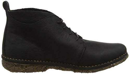 Black Angkor Ankle Bootie El Naturalista N974 Women's SYwHxPq