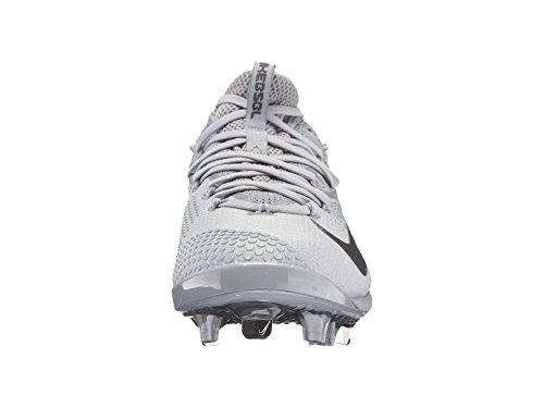Nike Mens Lunar Vapore Ultrafly Elite Bitta Da Baseball Lupo Grigio / Metallizzato Grigio Scuro