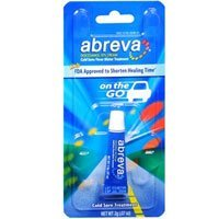 Abreva Abreva Cold Sore/Fever Blister Treatment, 2 gms (Pack of 2) 31PA5YTCY4L