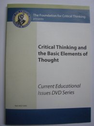 critical thinking and movies