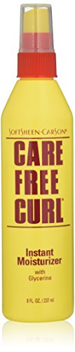 e Free Curl Instant Moisturizer, 8 Ounce (Carefree Curl Activator)