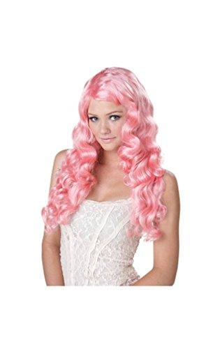 Sweet Tart Adult Wig Pink]()