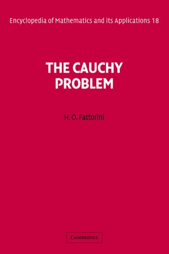 The Cauchy Problem (Encyclopedia of Mathematics and its Applications)