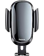 Baseus Future Gravity Serisi Havalandırma Araç İçi Telefon Tutucu Siyah