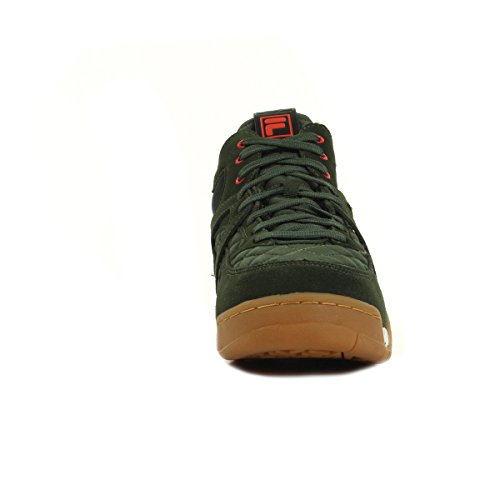 Fila Cage Q Mid Ivy Green 4010347PAS, Deportivas