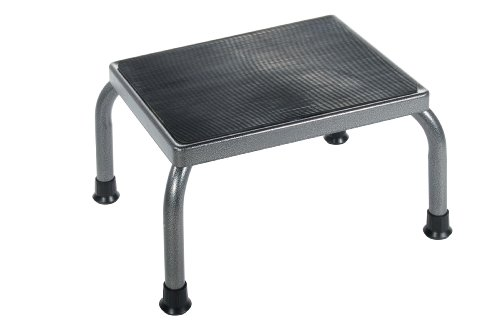 (Drive Medical Footstool with Non Skid Rubber)